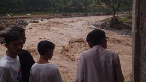 Sungai Cidurian Bogor Meluap, Rendam Rumah dan Tutup Akses Jalan