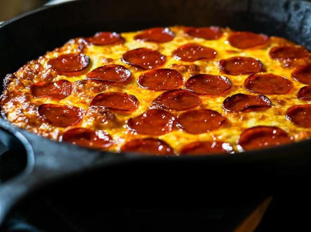 Pizza hingga Pie Susu, 5 Camilan Ini Bisa Dimasak Pakai Wajan Teflon