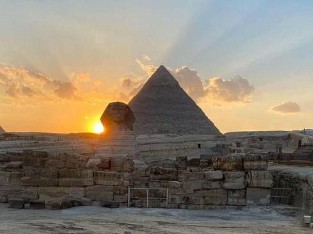 Terungkap Rahasia di Balik Sphinx, Ikon Kebanggaan Mesir