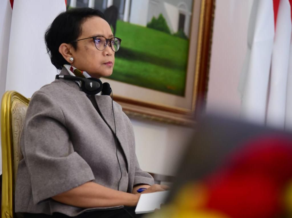 Menlu: 68.129 WNI di Malaysia Sudah Kembali ke Indonesia