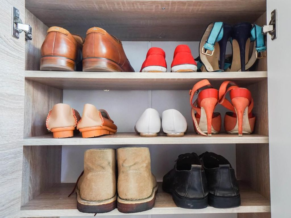 Sedihnya! Puluhan Pabrik Sepatu Setop Produksi Gegara Corona