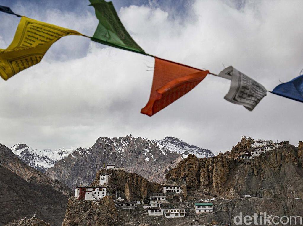 Kangen Wisatawan, Spiti Valley di Himalaya Akhirnya Buka