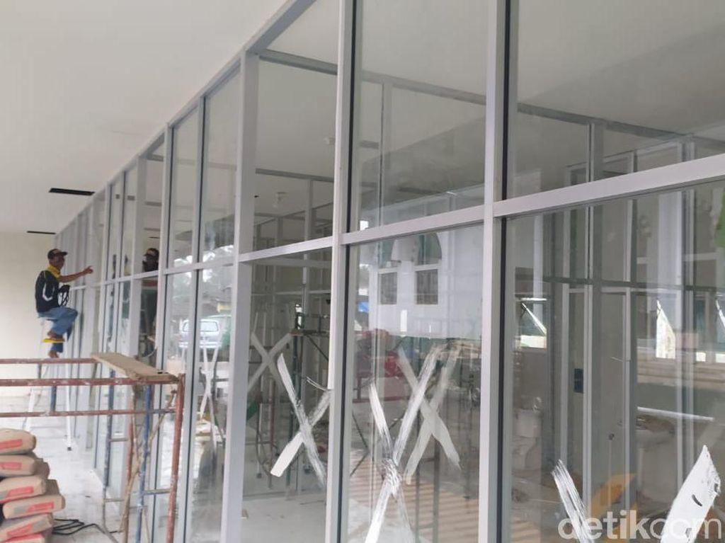 RS di Banjarnegara Sulap Tempat Parkir Jadi Ruang Isolasi Corona