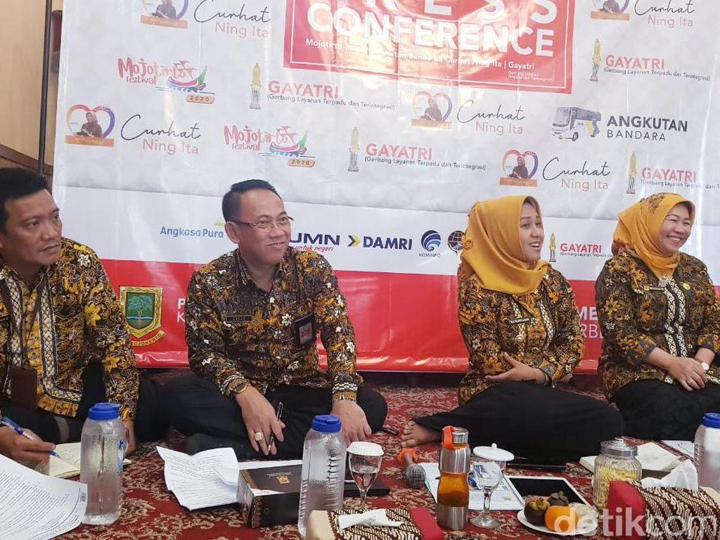 Ujian Sekolah di Kota Mojokerto Digelar Online Cegah Penyebaran Corona
