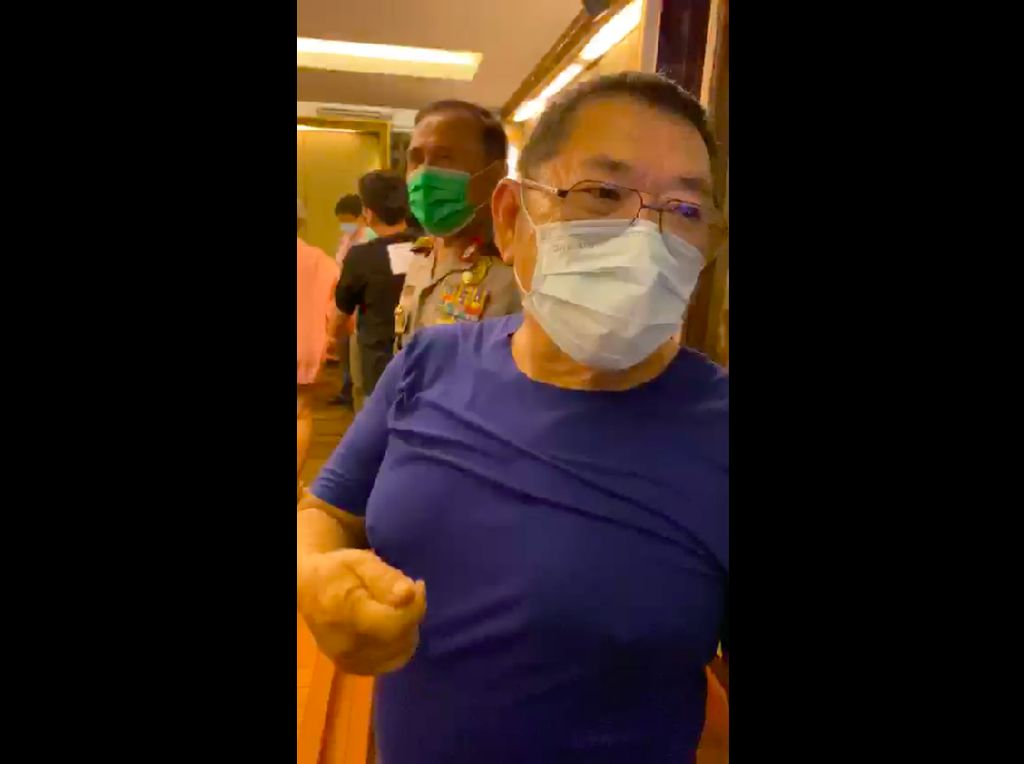 Tes Corona Jerry Hermawan Lo Viral, Kepekaan Sosial Disoal