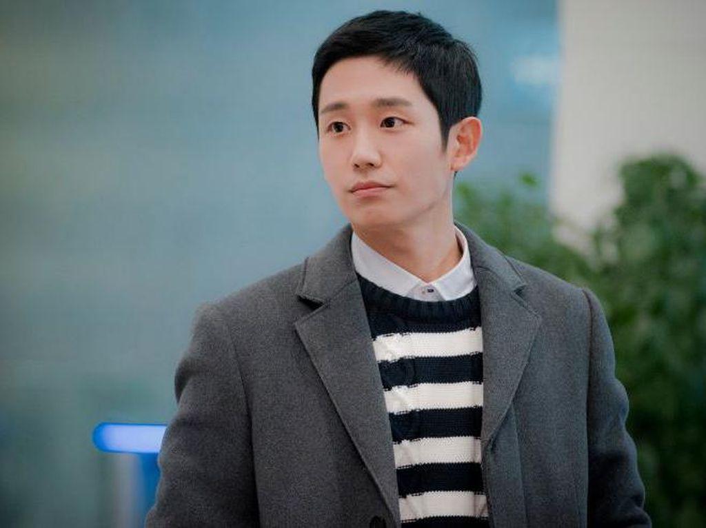 Jung Hae In Resmi Gabung Main Snowdrop Bareng Jisoo BLACKPINK