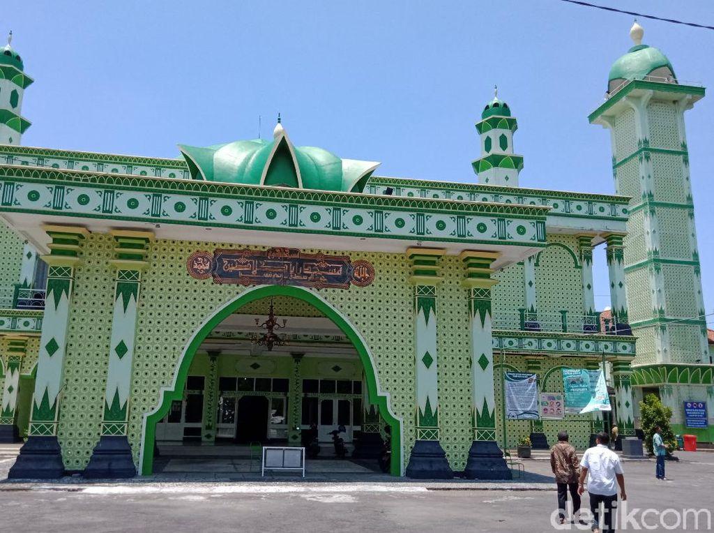 Masjid Raya dan Masjid Agung Klaten Gelar Salat Idul Adha Besok