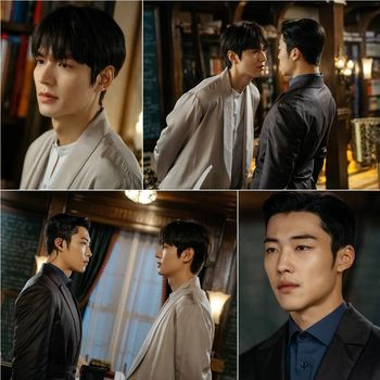 Lee Min Ho & Woo Do Hwan
