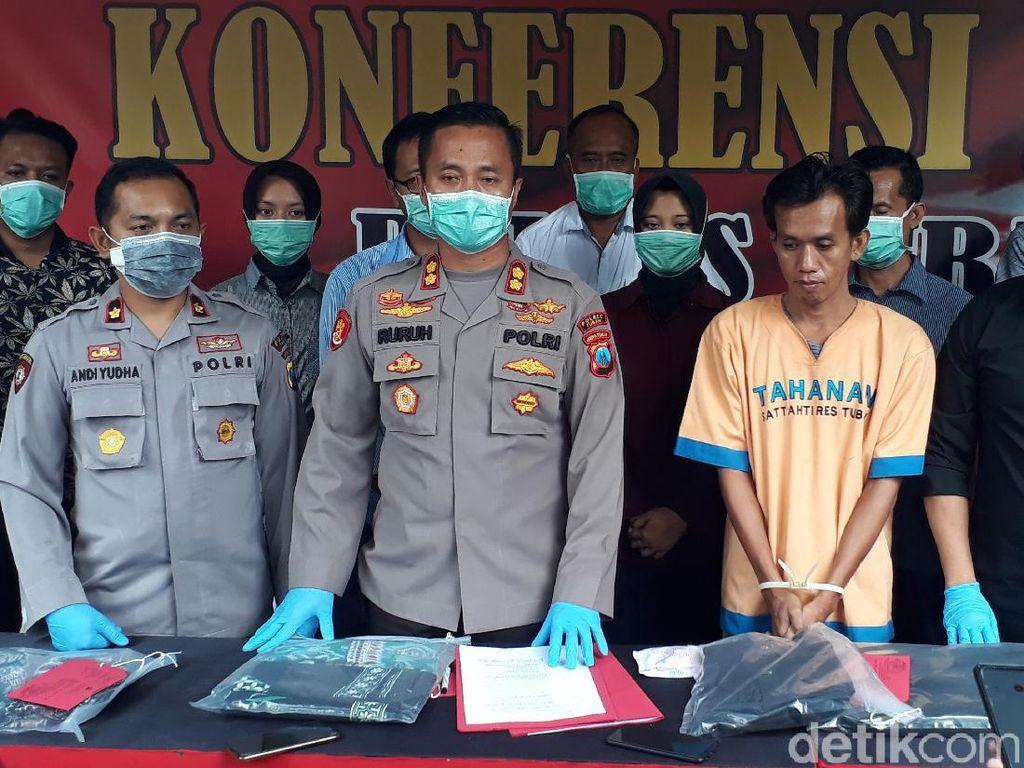 Polisi Temukan Ini Saat Gerebek Kos Duda yang Sodomi 6 Anak di Bawah Umur