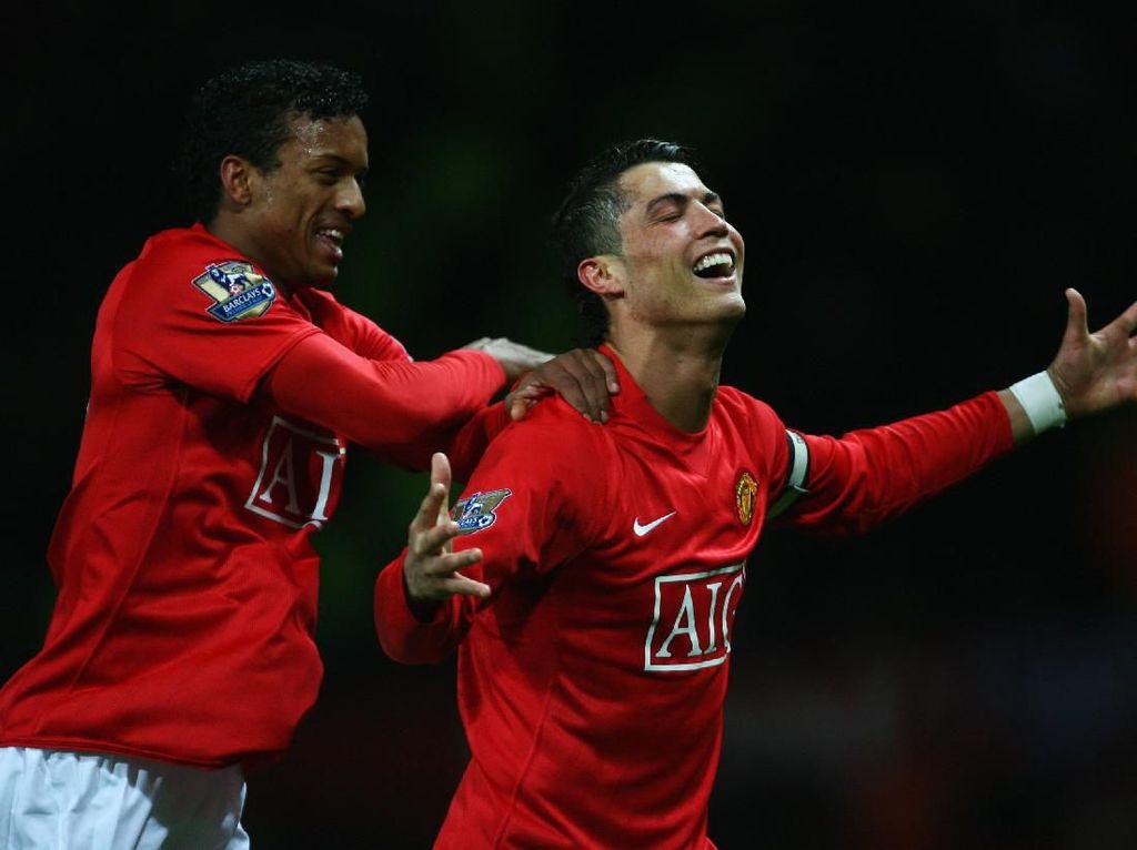 Nani: Cristiano Ronaldo Belajar dari Saya