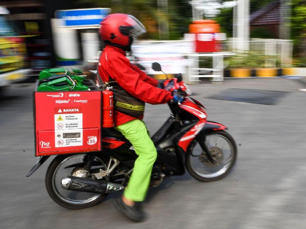 RI Dilanda Pandemi Corona, Pasokan BBM dan LPG Aman?