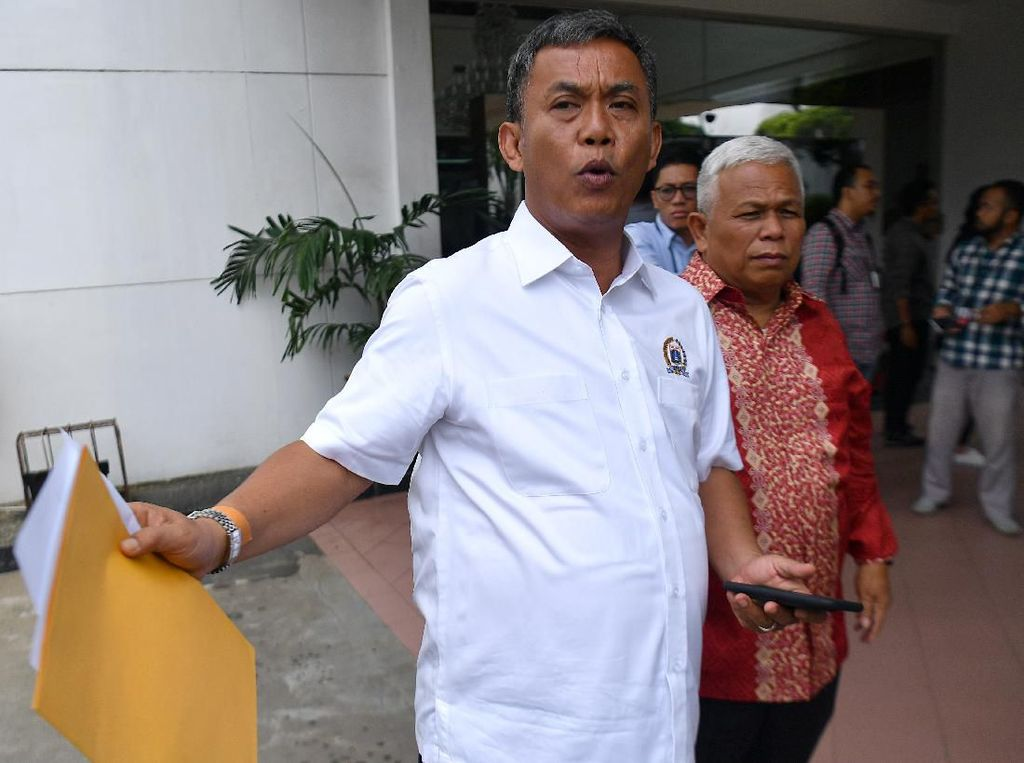 Ketua DPRD DKI Prasetio Edi Tegaskan Tak Jual Saham Bir: Jangan Paksa Saya