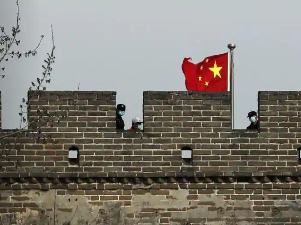 Malah China Kini yang Menolak Turis Asing
