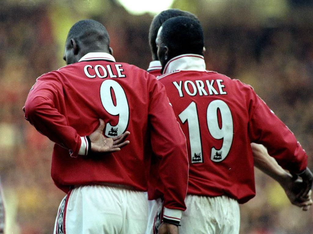 Ini Kunci Sukses Man United Raih Treble Winners