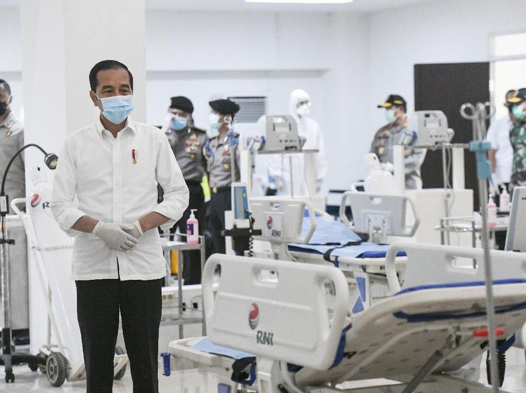 Sudah Sebulan, Target 10 Ribu Tes dari Jokowi Belum Tercapai