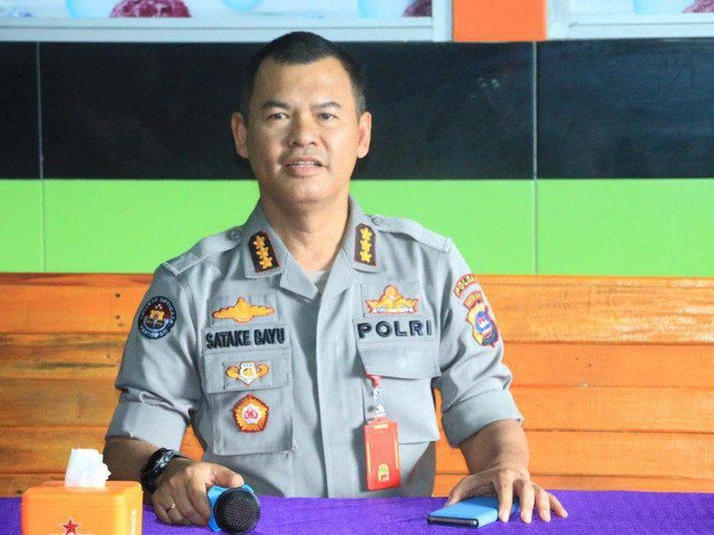 Perwira Polisi di Sumbar Ditahan Gegara Aniaya Bintara di Depan Mapolres