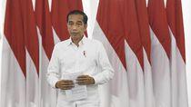 Jokowi Doakan Kesembuhan PM Inggris yang Terinfeksi Virus Corona
