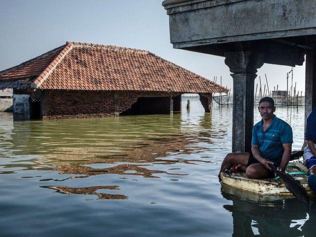 Pulau Betet-Gundul Sudah Tenggelam, Jakarta dan Daerah Lain Terancam
