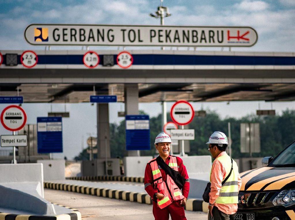 Membawa Bumi Melayu Naik Level Lewat Tol Trans Sumatera