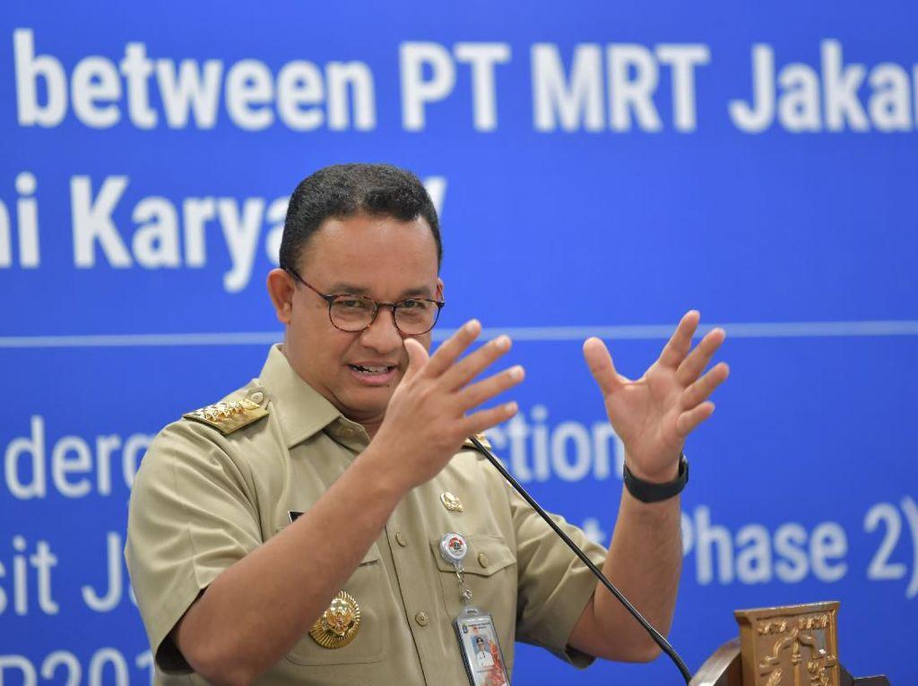 Soal Kepala Daerah Tenang Fasilitas Publik Dirusak Anarko, PDIP Sindir Anies?