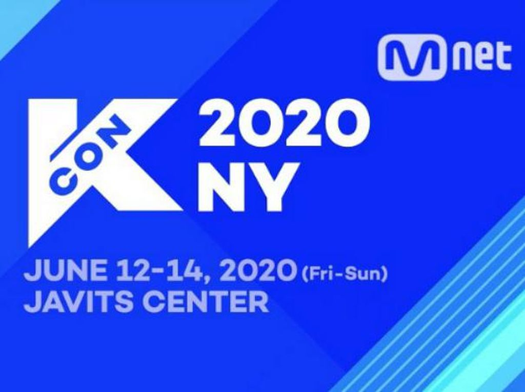 KCON 2020 di New York Resmi Batal karena Corona