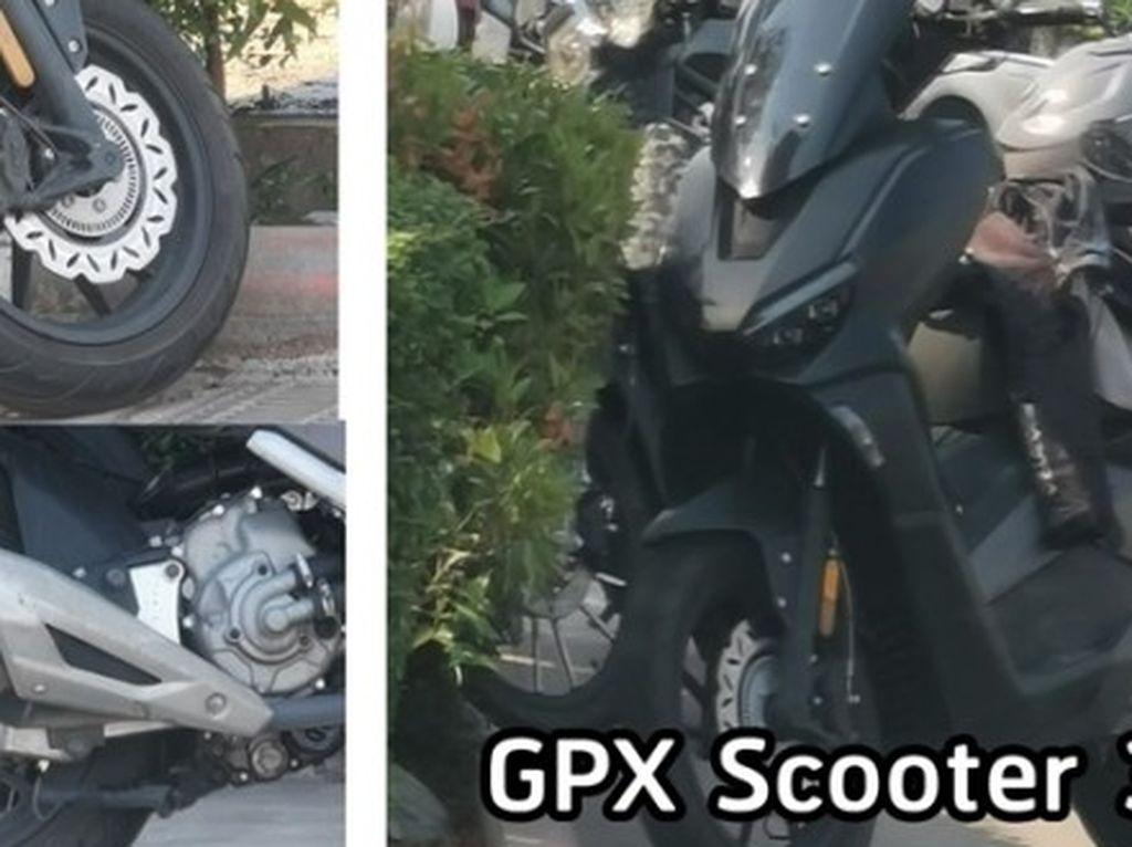 Thailand Bakal Bikin Skutik Gambot Penantang XMAX dan Forza
