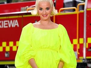 Yuk! Intip Kamar Putri Pertama Katy Perry