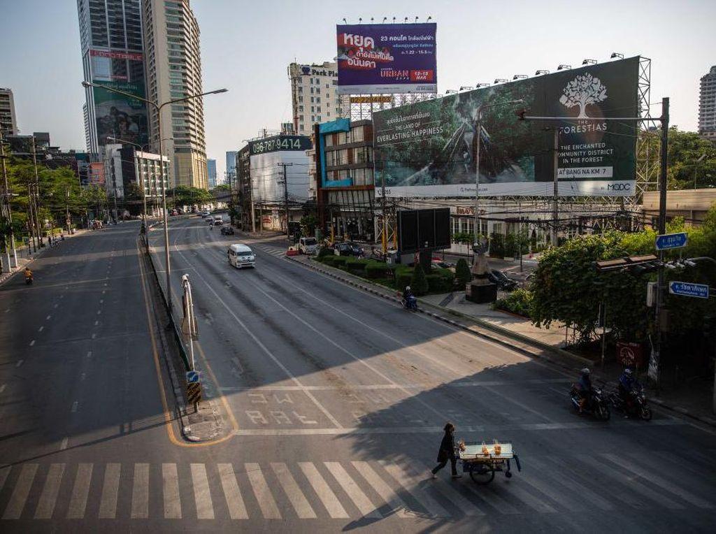 Sempat Berhasil Tekan COVID, Thailand Kembali Terapkan Pembatasan