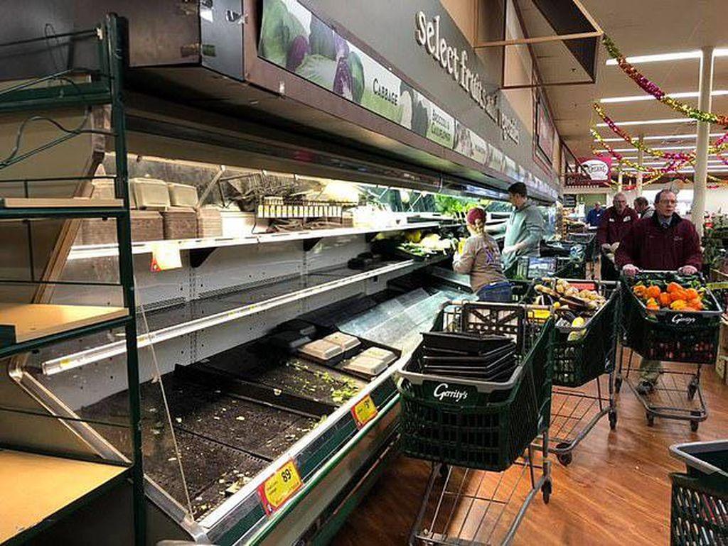 Sudah Waktunya Supermarket Tak Terima Pembeli Offline