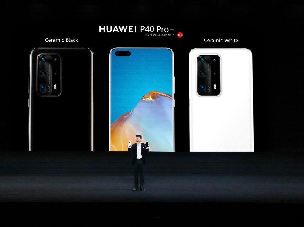 Perbandingan Spesifikasi Huawei P40, P40 Pro dan P40 Pro+