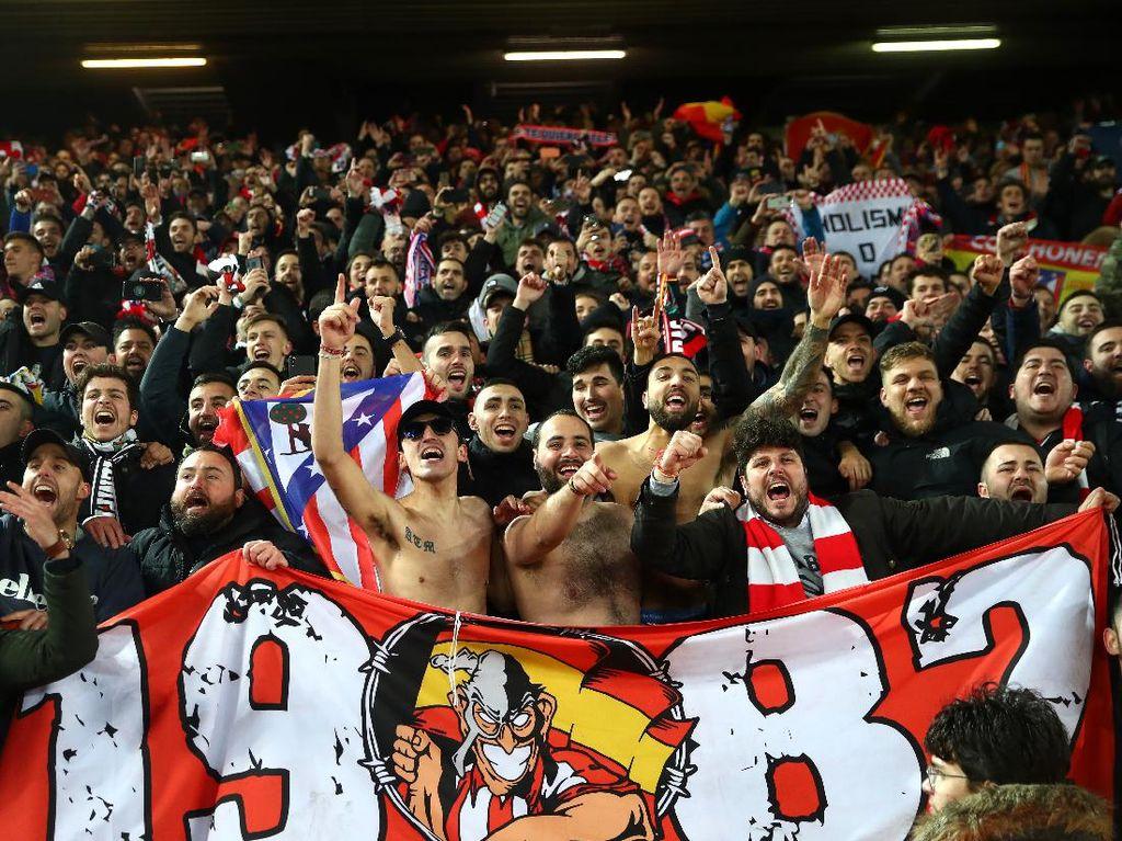 Wali Kota Madrid Semprot 3.000 Fans Atletico yang Nekat ke Anfield