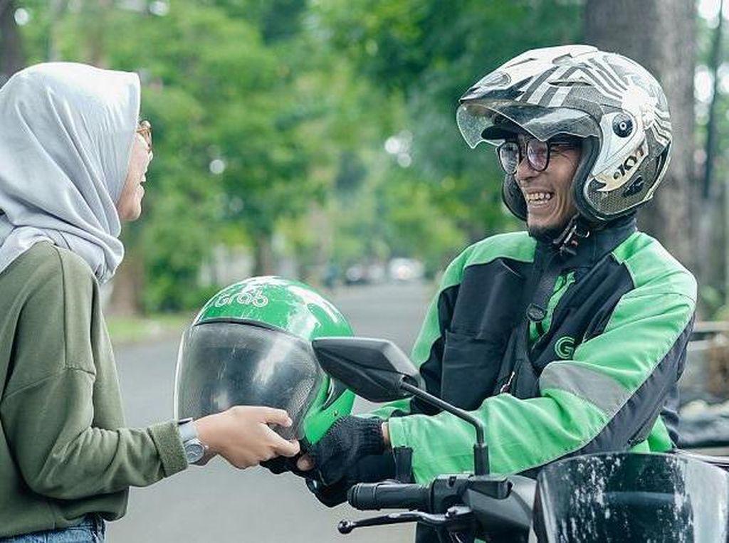 Grab Nonaktifkan Sementara GrabBike Terkait PSBB di Jakarta