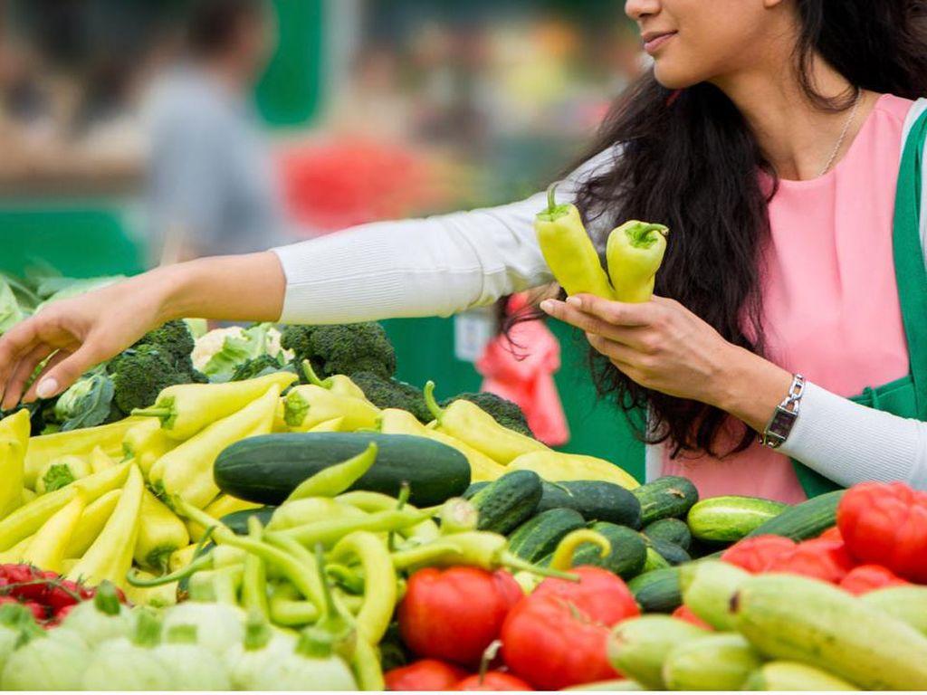 5 Tips Belanja Bahan Makanan yang Aman Dari Para Chef