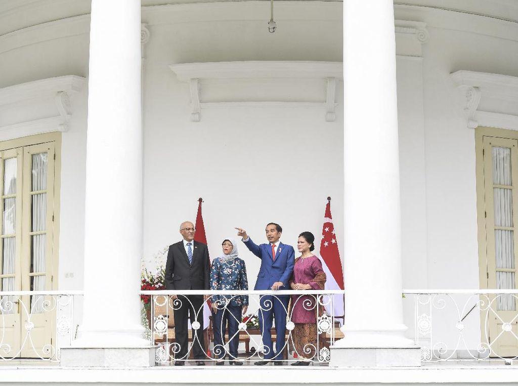 Mengintip Barak VVIP untuk Personel Pengamanan Presiden