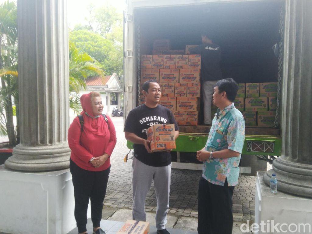 Pemkot Semarang Siapkan Logistik Bagi ODP Corona yang Kurang Mampu