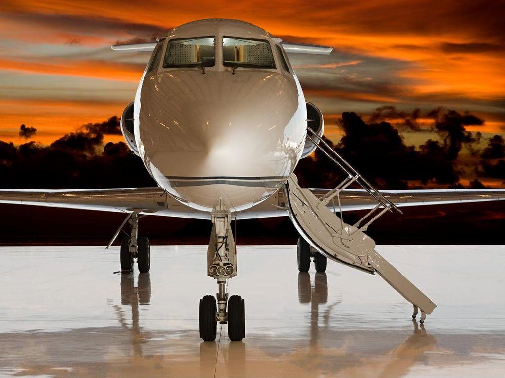 Kisah Crazy Rich Takut Corona di AS, Pulang Naik Jet Pribadi Rp 365 Juta