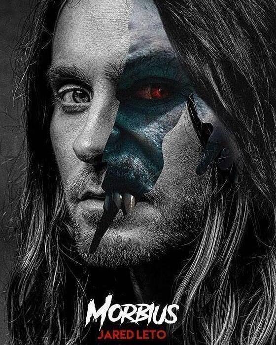 Poster film Morbius