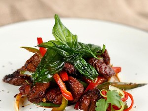 Ini Resep Thai Beef Basil ala Chef Steby Rafael Buat Masak di Rumah
