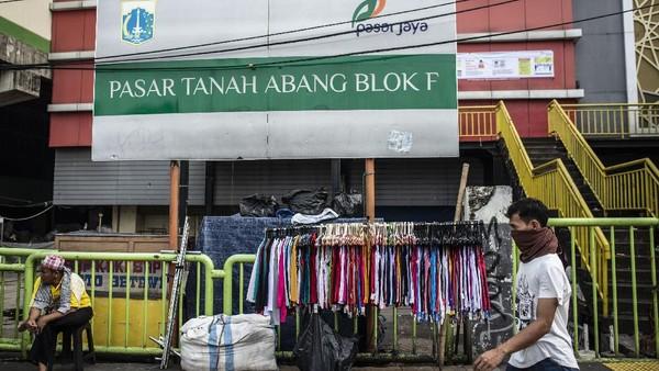 Pasar Tanah Abang Tutup Tapi Wajib Bayar Sewa, Pedagang Merasa Terzalimi