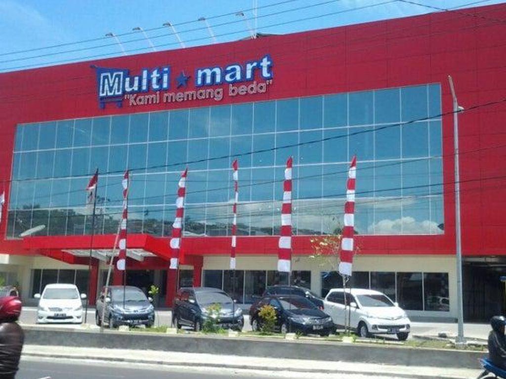 Tetap Buka, Multimart Siap Terus Layani Kebutuhan Masyarakat Manado