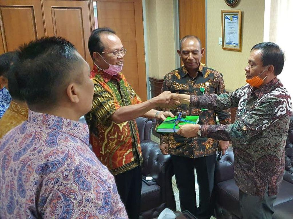 Ketua PN Jaksel Dipromosikan Jadi Hakim Tinggi Medan