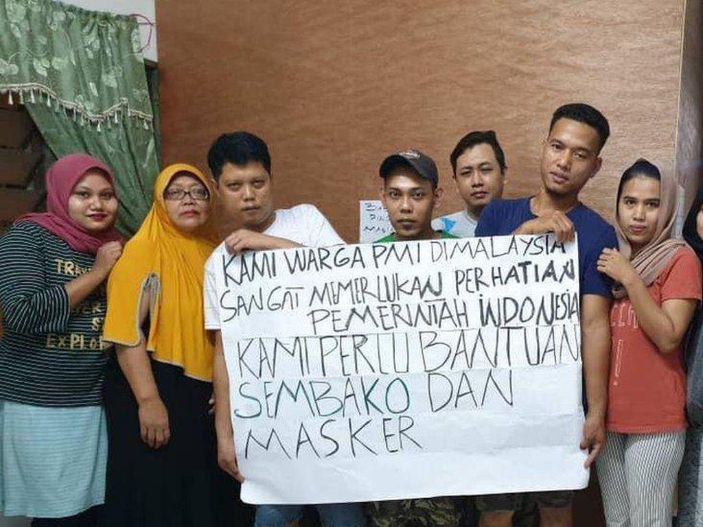 Malaysia Perpanjang Lockdown, TKI: Makan Dikurangi, Hanya Mie dan Nasi