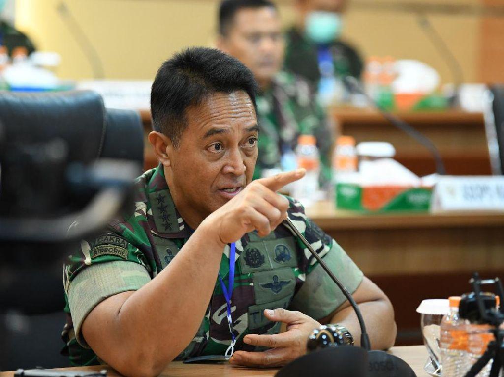 Lagi, Anggota TNI AD Ditahan karena Istri Serang Jokowi: Kali Ini Serda K