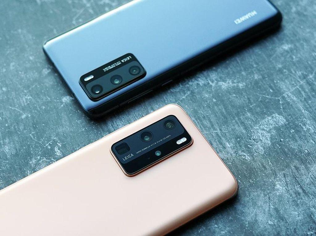 Huawei P40 Pro Catatkan Skor DxOMark Tertinggi