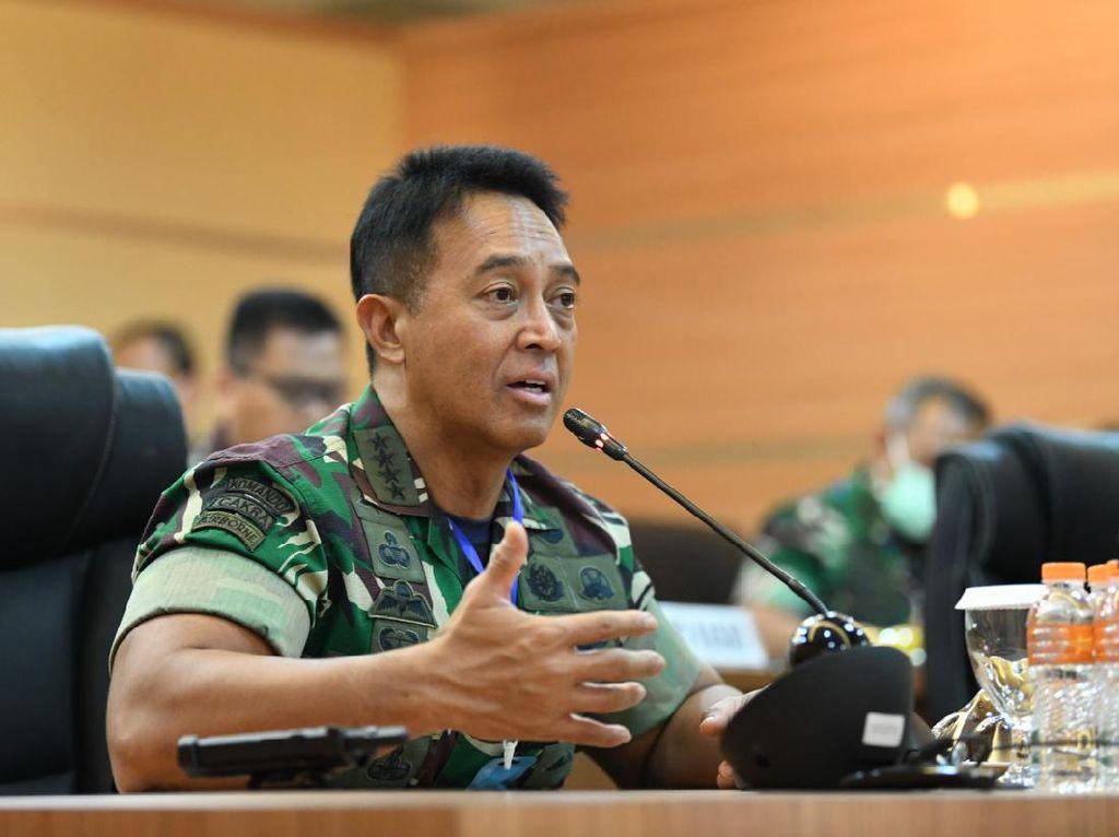 Ada 4 Orang di Lingkungan TNI AD yang Meninggal Terkait Corona