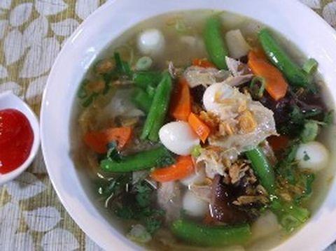 resep sup bening