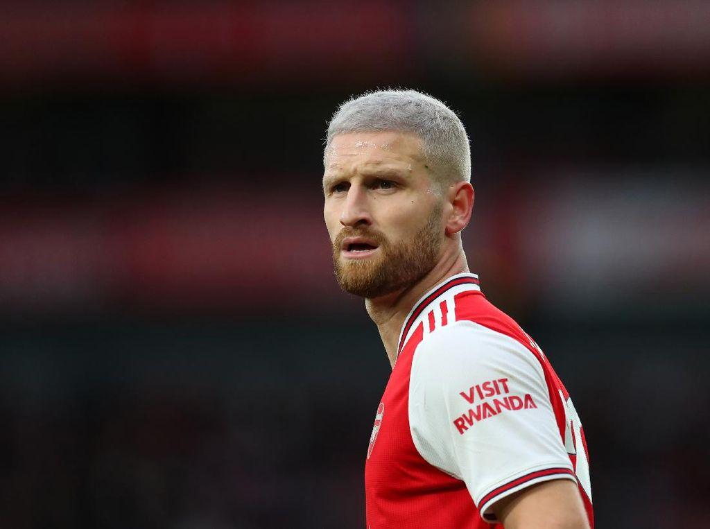 Banyak Tanda Tanya pada Masa Depan Mustafi di Arsenal