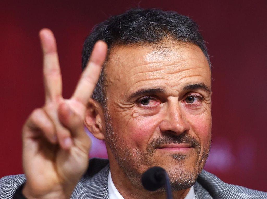 Luis Enrique Bisa Saja Akan Balik ke Barcelona