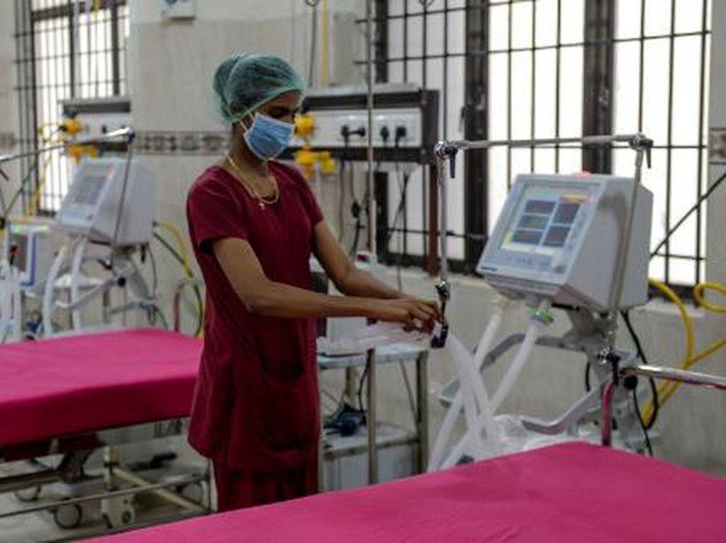 Kontribusi Pabrik Mobil RI Kembangkan Ventilator untuk Pasien Corona