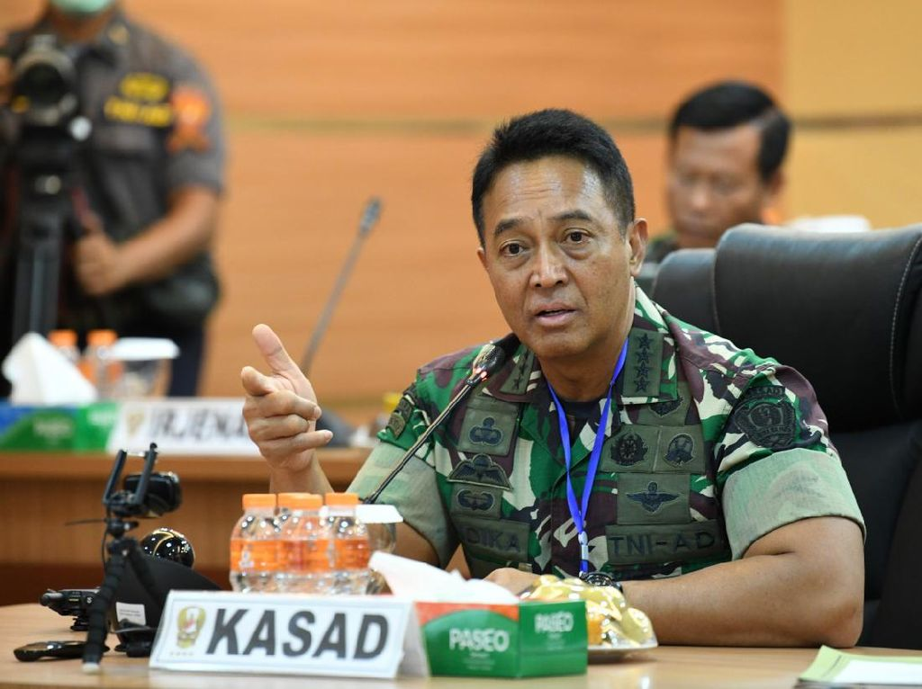 Oknum TNI AD Diduga Jual Amunisi ke KKB, KSAD: Akan Diproses Pidana!